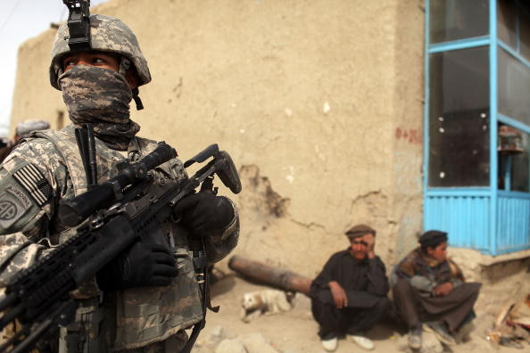 Taliban「Orgun-E Base Plays Role In Disrupting Taliban Routes Along Pakistan Border」:写真・画像(18)[壁紙.com]