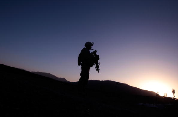 Dawn「U.S. Army Patrols Ethnic Pashtun Villages In Afghanistan」:写真・画像(14)[壁紙.com]
