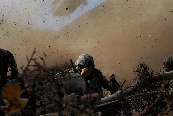 CH-47 Chinook「US Army Searches For Militants In Mountains of Afghanistan」:写真・画像(13)[壁紙.com]
