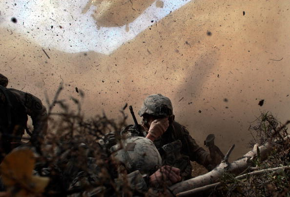War「US Army Searches For Militants In Mountains of Afghanistan」:写真・画像(3)[壁紙.com]