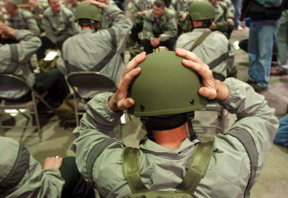 Ergonomics「New Army Combat Uniform Debuts At Fort Stewart」:写真・画像(2)[壁紙.com]