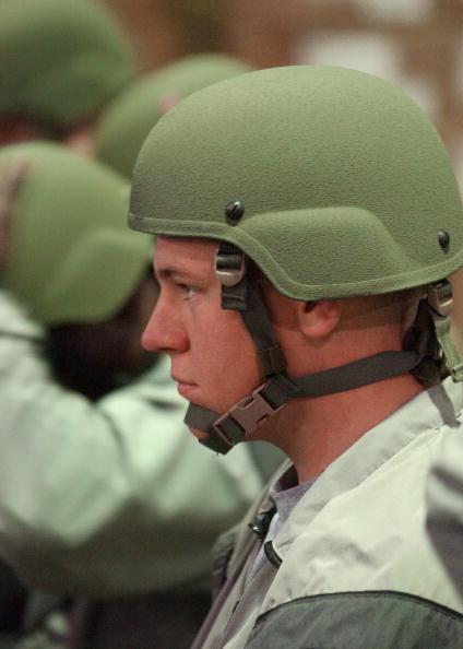 Ergonomics「New Army Combat Uniform Debuts At Fort Stewart」:写真・画像(3)[壁紙.com]