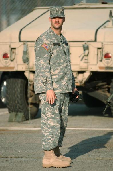 Ergonomics「New Army Combat Uniform Debuts At Fort Stewart」:写真・画像(17)[壁紙.com]