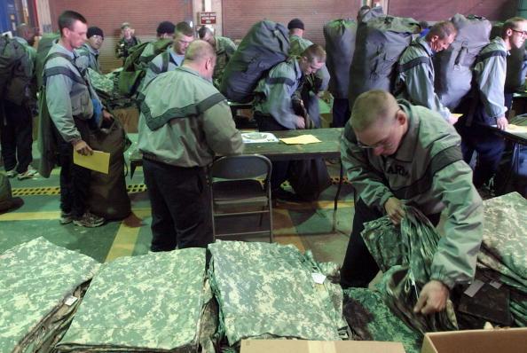 Ergonomics「New Army Combat Uniform Debuts At Fort Stewart」:写真・画像(18)[壁紙.com]