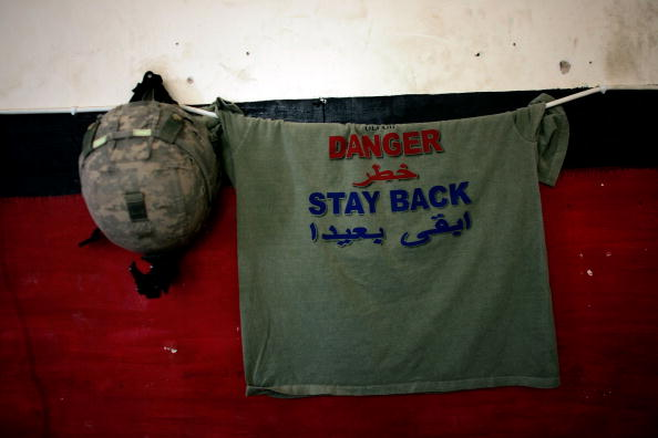 Baghdad「U.S. Army's 82nd Airborne Patrols Baghdad」:写真・画像(15)[壁紙.com]