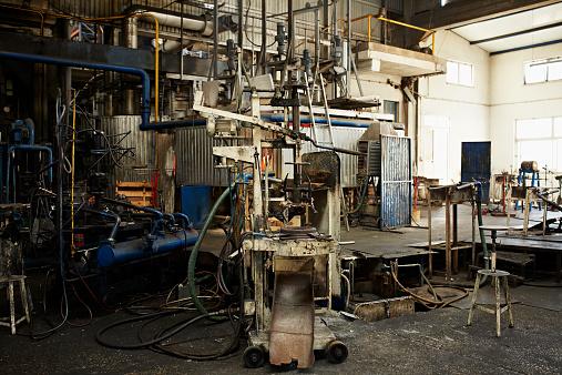 Glass Factory「Glass factory furnace area」:スマホ壁紙(4)
