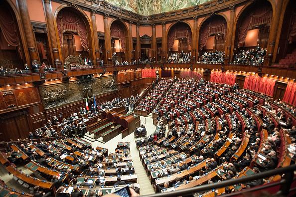 政治「Italy's Parliament Holds First Session」:写真・画像(12)[壁紙.com]