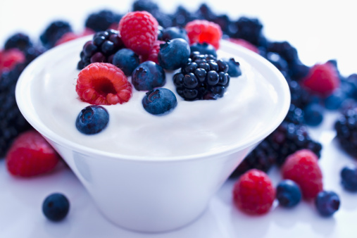 Yogurt「Yogurt and fruit.」:スマホ壁紙(8)