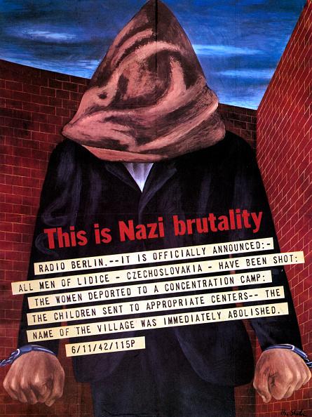 Brick Wall「Nazi Brutality」:写真・画像(8)[壁紙.com]