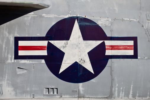 Military「Air Force Roundel」:スマホ壁紙(2)