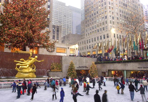 Christmas「Rockefeller Center Sold」:写真・画像(1)[壁紙.com]