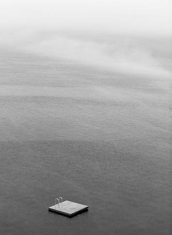 Diving Platform「Swim Raft On Skaneateles Lake」:スマホ壁紙(12)