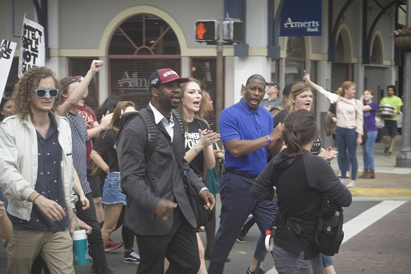 Tallahassee「Andrew Gillum Leads Protest March」:写真・画像(0)[壁紙.com]