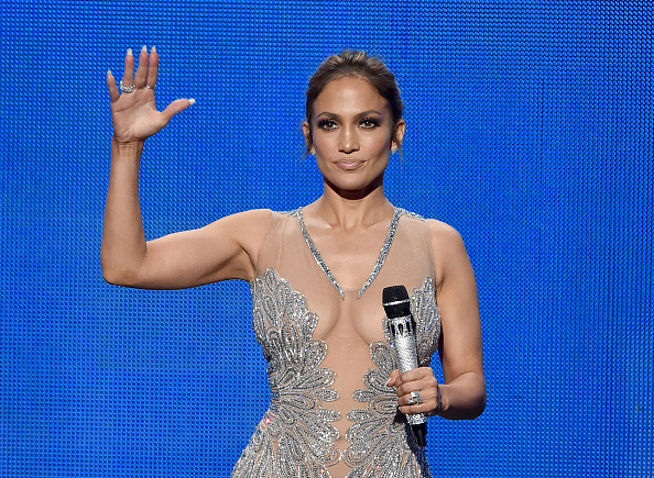 Jennifer Lopez「2015 American Music Awards - Show」:写真・画像(8)[壁紙.com]
