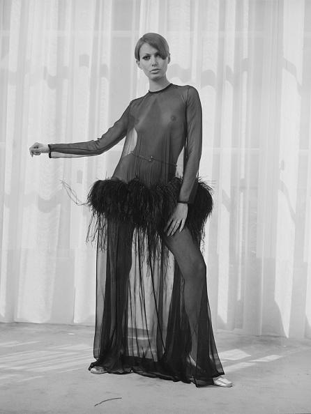 Transparent「YSL Fashion 1968」:写真・画像(2)[壁紙.com]