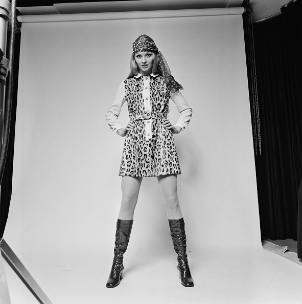 Leopard Print「Fashion, 1969」:写真・画像(9)[壁紙.com]