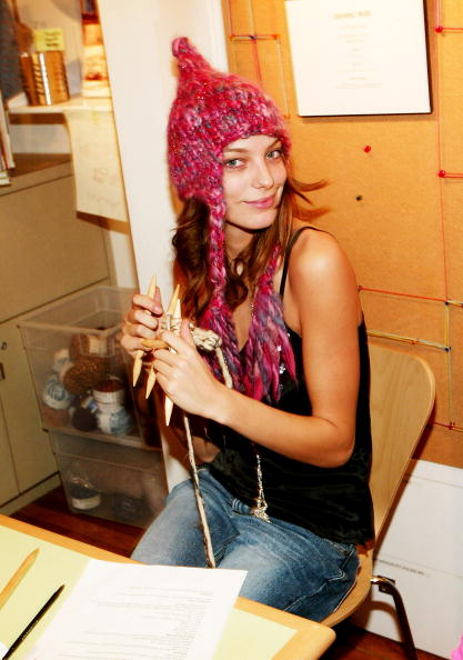 Wool「IMG Models Knitting Party」:写真・画像(12)[壁紙.com]