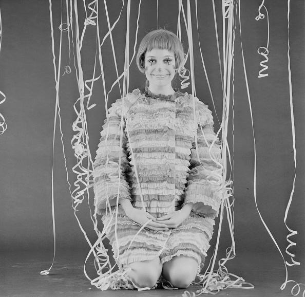 ちりめん生地「60's Fashion」:写真・画像(15)[壁紙.com]