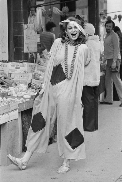 Sandal「Street Fashion, 1976」:写真・画像(6)[壁紙.com]