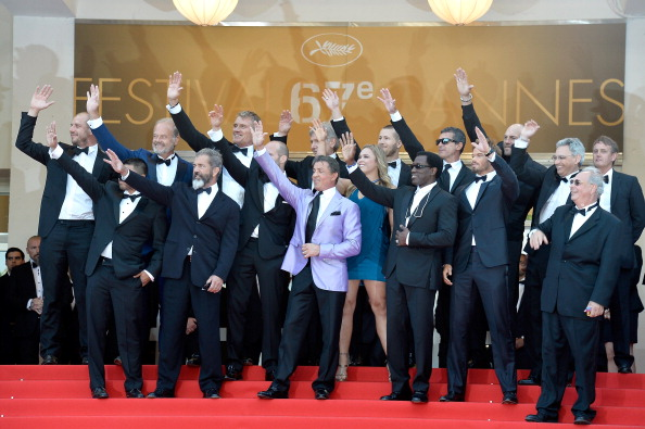 """Victor Ortiz「""""The Expendables 3"""" Premiere - The 67th Annual Cannes Film Festival」:写真・画像(8)[壁紙.com]"""