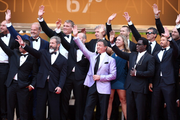 """Victor Ortiz「""""The Expendables 3"""" Premiere - The 67th Annual Cannes Film Festival」:写真・画像(11)[壁紙.com]"""