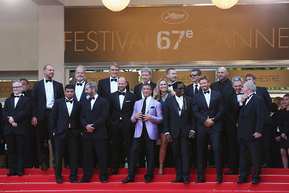"""Victor Ortiz「""""The Expendables 3"""" Premiere - The 67th Annual Cannes Film Festival」:写真・画像(18)[壁紙.com]"""