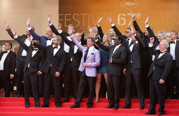 """Victor Ortiz「""""The Expendables 3"""" Premiere - The 67th Annual Cannes Film Festival」:写真・画像(12)[壁紙.com]"""