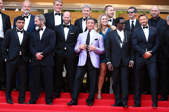 """Victor Ortiz「""""The Expendables 3"""" Premiere - The 67th Annual Cannes Film Festival」:写真・画像(16)[壁紙.com]"""