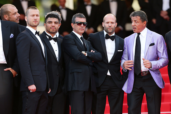 """Victor Ortiz「""""The Expendables 3"""" Premiere - The 67th Annual Cannes Film Festival」:写真・画像(15)[壁紙.com]"""