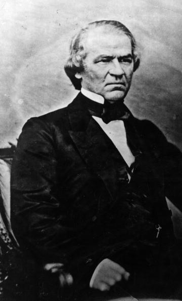 US President「Andrew Johnson」:写真・画像(2)[壁紙.com]