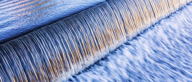 Adirondack Mountains「Waterfall Water Rushing Over Dam」:スマホ壁紙(18)