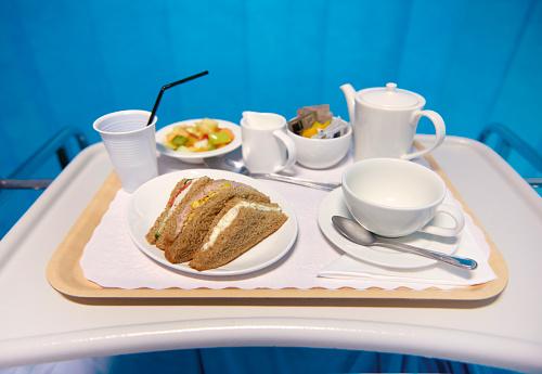 Healing「hospital food」:スマホ壁紙(15)