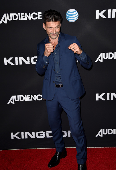 "Frank Grillo「Premiere Of DIRECTV's ""Kingdom"" Season 2 - Arrivals」:写真・画像(7)[壁紙.com]"