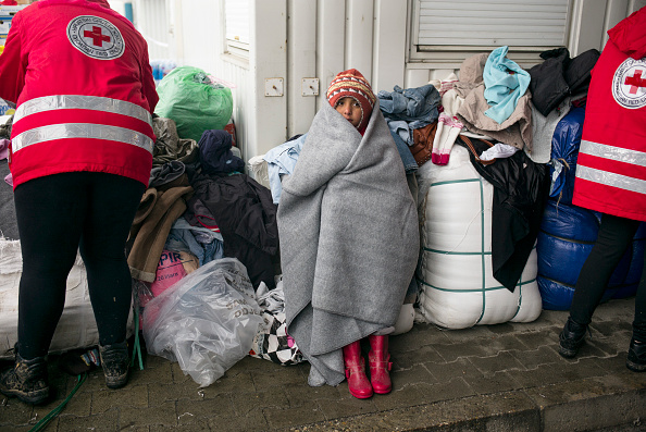 Bedding「Refugees In Croatia」:写真・画像(6)[壁紙.com]