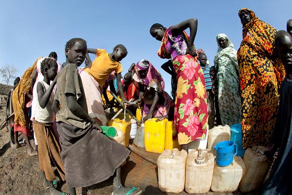 Tom Stoddart Archive「Refugee Camp In South Sudan」:写真・画像(14)[壁紙.com]