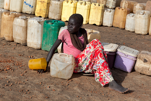 One Girl Only「Refugee Camp In South Sudan」:写真・画像(11)[壁紙.com]