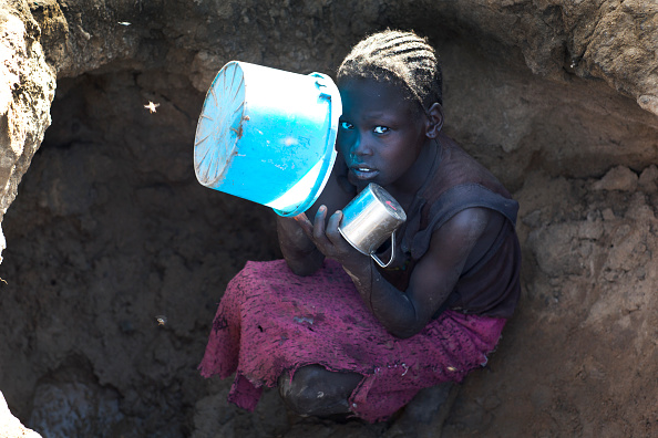 One Girl Only「Refugee Camp In South Sudan」:写真・画像(6)[壁紙.com]