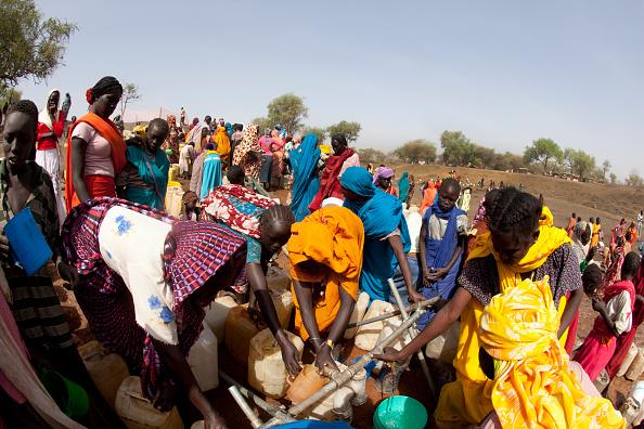 Tom Stoddart Archive「Refugee Camp In South Sudan」:写真・画像(12)[壁紙.com]