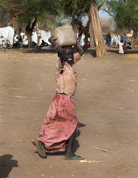 One Girl Only「Refugee Camp In South Sudan」:写真・画像(5)[壁紙.com]