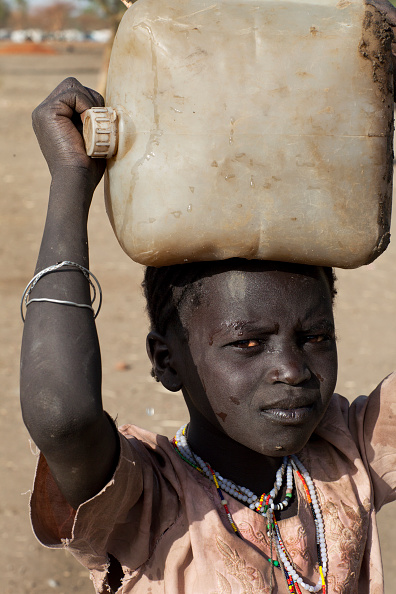 One Girl Only「Refugee Camp In South Sudan」:写真・画像(9)[壁紙.com]