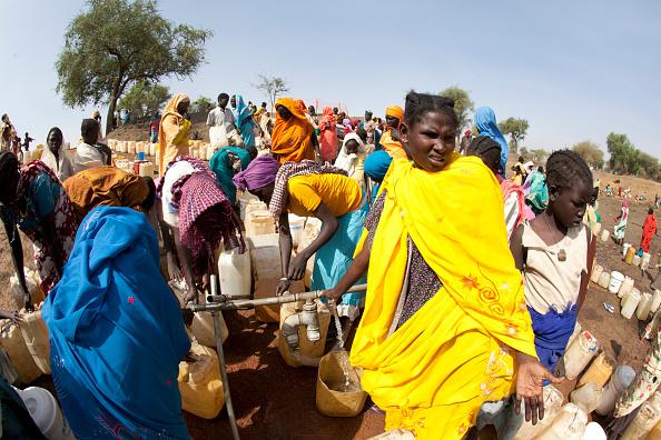 Tom Stoddart Archive「Refugee Camp In South Sudan」:写真・画像(9)[壁紙.com]