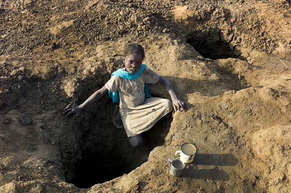 Tom Stoddart Archive「Refugee Camp In South Sudan」:写真・画像(6)[壁紙.com]