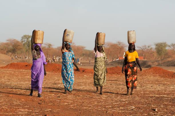 Refugee Camp In South Sudan:ニュース(壁紙.com)