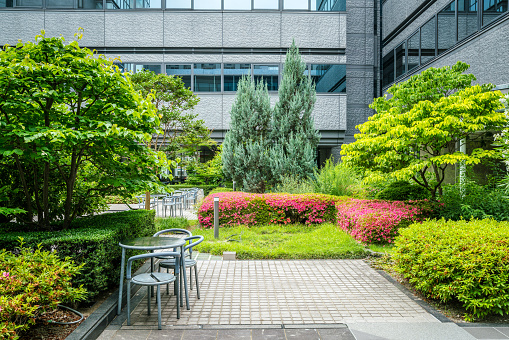 Public Park「Office Park in Japan」:スマホ壁紙(3)