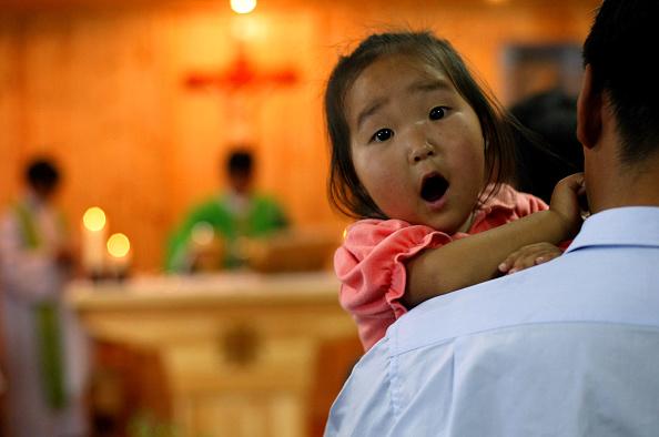 Toddler「Catholics In Mongolia」:写真・画像(3)[壁紙.com]