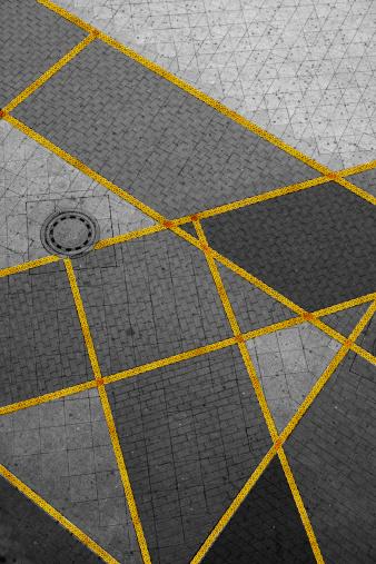 Town Square「Geometrical pattern on pavement」:スマホ壁紙(15)