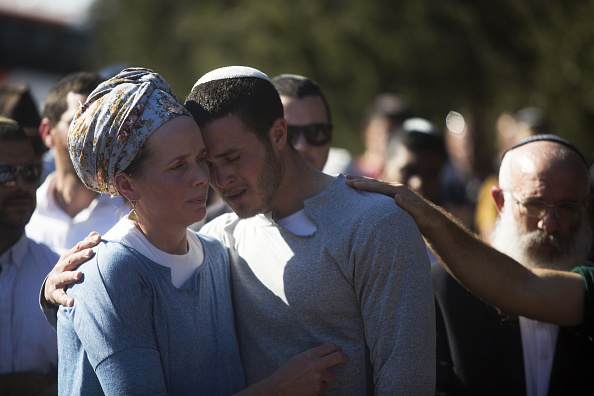 West Bank「Funeral Of Victims Of An Attack In Ariel」:写真・画像(19)[壁紙.com]