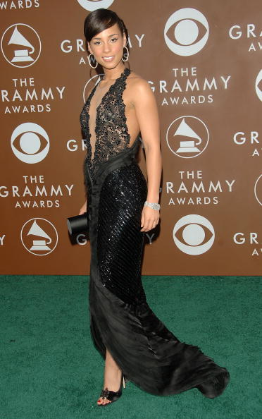 Hair Part「48th Annual Grammy Awards - Arrivals」:写真・画像(1)[壁紙.com]