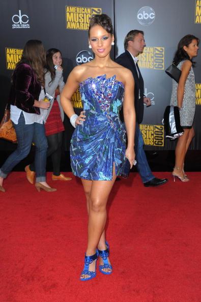 Scalloped - Pattern「2009 American Music Awards - Arrivals」:写真・画像(6)[壁紙.com]