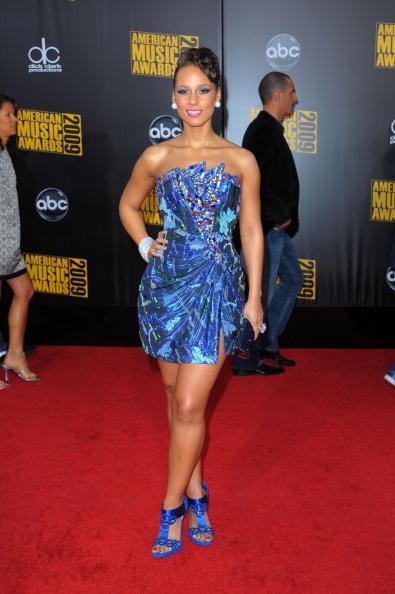 Scalloped - Pattern「2009 American Music Awards - Arrivals」:写真・画像(7)[壁紙.com]